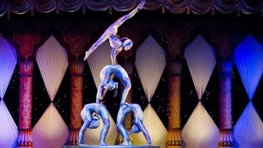 44th Circus Festival in Monte Carlo