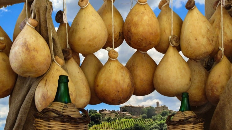 Culinary Delights of  Tuscany