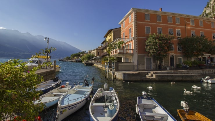 Lake Garda & the Southern Flair