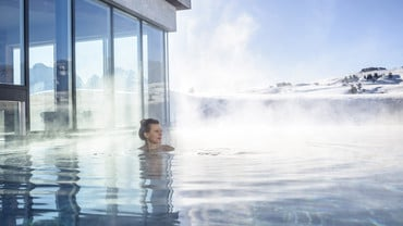 Wellness in den Dolomiten