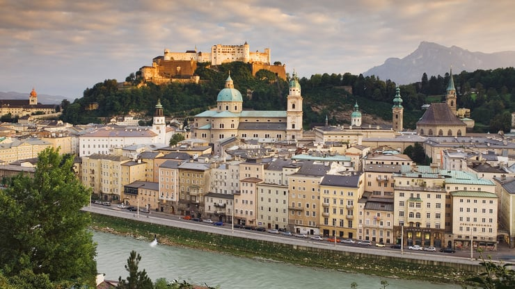 Austria, Germany, Italy: Culture & History, Opera & Couture, Mountains & a Lagoon