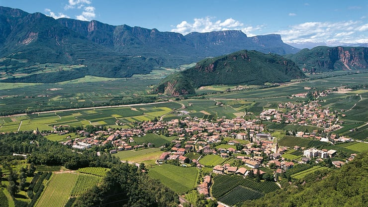 An Oasis on the South Tyrol Wine Route