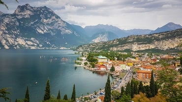 Bike Tour: From South Tyrol to Lake Garda