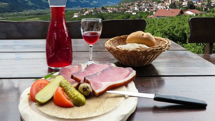 Tasty South Tyrol
