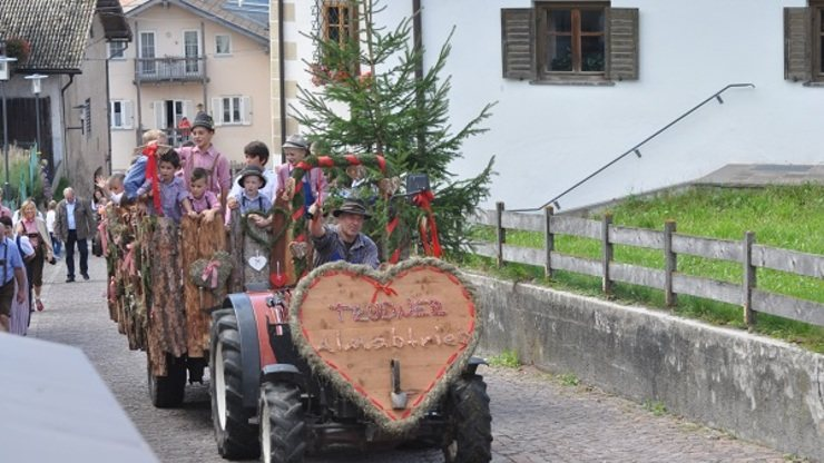 Transhumance in South-Tyrol