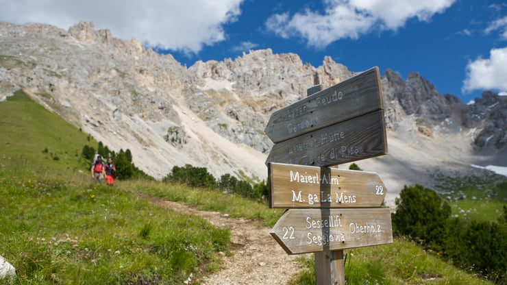 Hiking Week in a 4*s Spa-hotel in the Dolomites