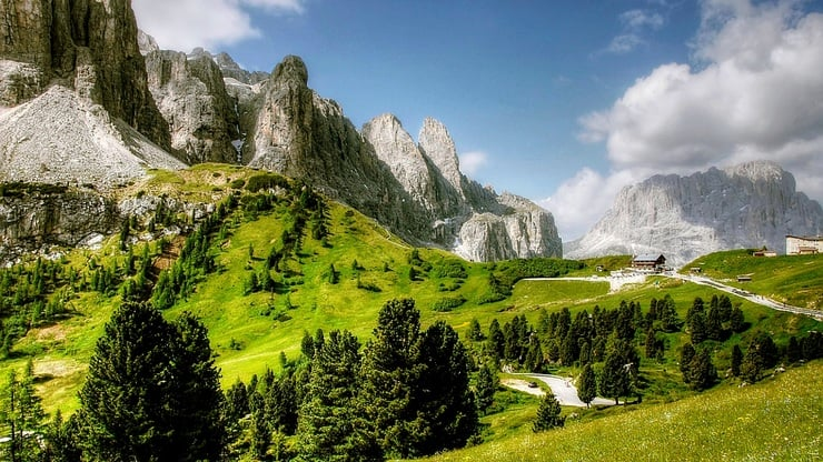 Hiking Week in southern South Tyrol