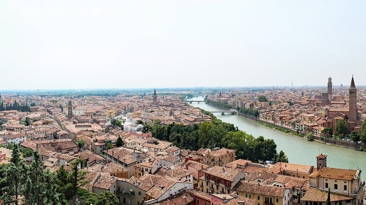 Bike Tour: From Verona to Venice