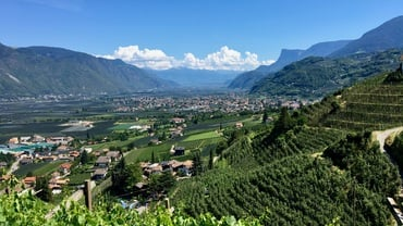 Ascension dans le Haut-Adige