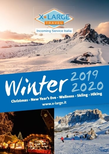 X-Large Travel Catalogue - Winter 2019/2020