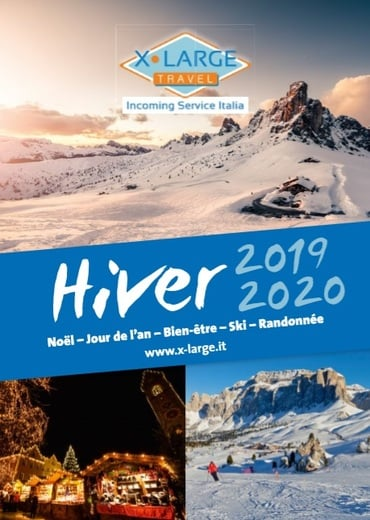 Catalogue X-Large Travel - Hiver 2019/2020